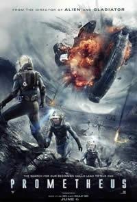 Prometheus - Poster / Capa / Cartaz - Oficial 6