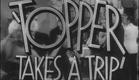 1938 TOPPER TAKES A TRIP TRAILER CONSTANCE BENNETT