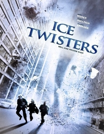 Ice Twisters - Poster / Capa / Cartaz - Oficial 1