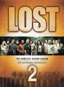 Lost (2ª Temporada) - Poster / Capa / Cartaz - Oficial 1