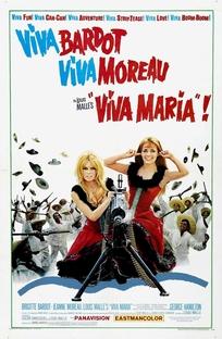 Viva Maria! - Poster / Capa / Cartaz - Oficial 1