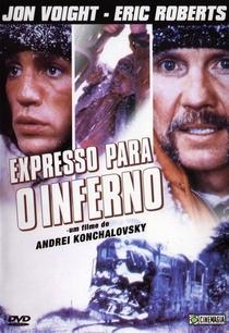 Expresso Para o Inferno - Poster / Capa / Cartaz - Oficial 9