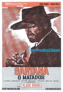 Eu Sou Sartana - Poster / Capa / Cartaz - Oficial 5