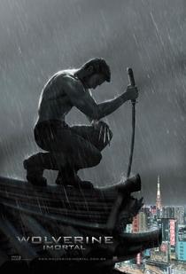 Wolverine: Imortal - Poster / Capa / Cartaz - Oficial 11