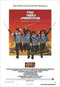 Os Quatro Mosqueteiros - A Vingança de Milady - Poster / Capa / Cartaz - Oficial 1