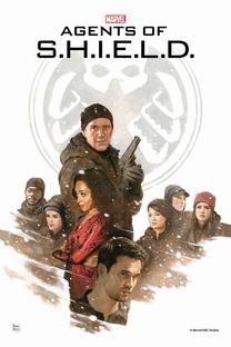 Agentes da S.H.I.E.L.D. (1ª Temporada) - Poster / Capa / Cartaz - Oficial 3