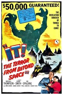 Ele! O Terror que Vem do Espaço - Poster / Capa / Cartaz - Oficial 5