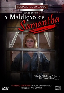 A Maldição de Samantha - Poster / Capa / Cartaz - Oficial 8