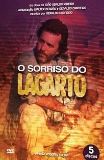 O Sorriso do Lagarto - Poster / Capa / Cartaz - Oficial 1
