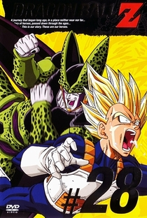 Dragon Ball Z (6ª Temporada) - Poster / Capa / Cartaz - Oficial 23