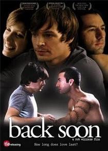 Back Soon - Poster / Capa / Cartaz - Oficial 1
