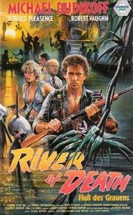 O Rio da Morte - Poster / Capa / Cartaz - Oficial 3