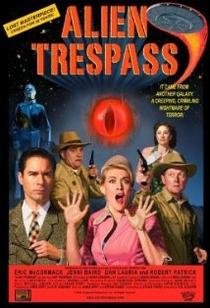 Alien Trespass - Poster / Capa / Cartaz - Oficial 1
