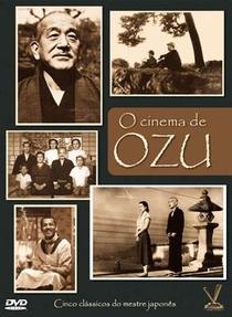 Conversando com Ozu - Poster / Capa / Cartaz - Oficial 1