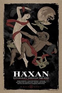 Haxan - A Feitiçaria Através dos Tempos - Poster / Capa / Cartaz - Oficial 5
