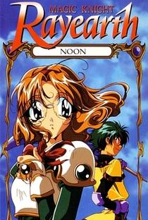 Guerreiras Mágicas de Rayearth (1ª Temporada) - Poster / Capa / Cartaz - Oficial 12