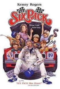 Six Pack - Seis é Demais - Poster / Capa / Cartaz - Oficial 1
