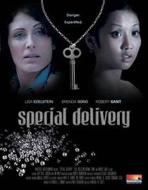 Special Delivery - Poster / Capa / Cartaz - Oficial 1