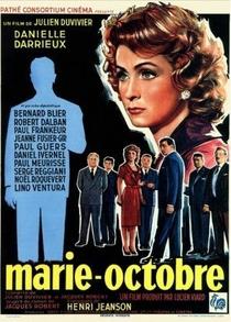 Marie-Octobre - Poster / Capa / Cartaz - Oficial 1