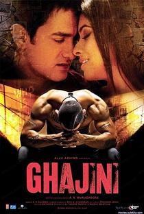 Ghajini - Poster / Capa / Cartaz - Oficial 3