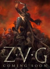 ZvG: Zombies Vs Gladiators - Poster / Capa / Cartaz - Oficial 1