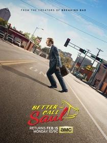 Better Call Saul (2ª Temporada) - Poster / Capa / Cartaz - Oficial 2