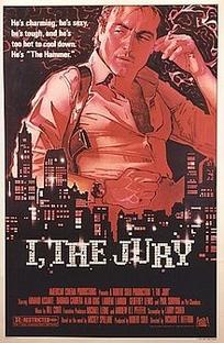 Eu sou a lei - Poster / Capa / Cartaz - Oficial 1