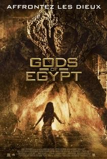 Deuses do Egito - Poster / Capa / Cartaz - Oficial 26