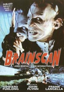 Brainscan - O Jogo Mortal - Poster / Capa / Cartaz - Oficial 3