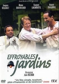 Estranhos Jardins - Poster / Capa / Cartaz - Oficial 1
