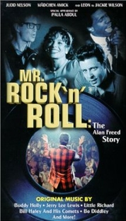 Mr. Rock 'n' Roll: The Alan Freed Story  - Poster / Capa / Cartaz - Oficial 1