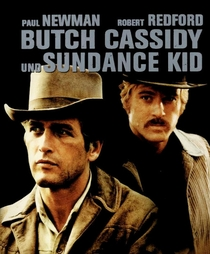 Butch Cassidy - Poster / Capa / Cartaz - Oficial 5