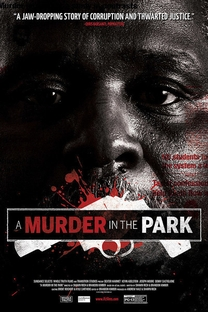 A Murder in the Park - Poster / Capa / Cartaz - Oficial 1