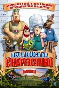 Deu a Louca na Chapeuzinho - Poster / Capa / Cartaz - Oficial 2
