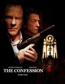 The Confession - Poster / Capa / Cartaz - Oficial 1