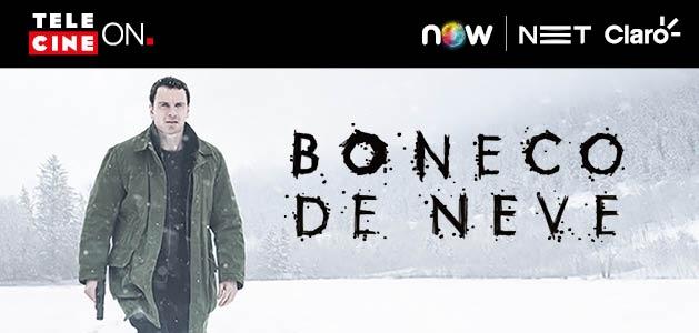 """Suspense com Michael Fassbender: Alugue AGORA e assista """"Boneco de Neve"""""""