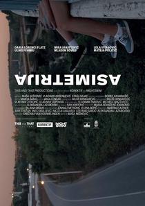 Assimetria - Poster / Capa / Cartaz - Oficial 1