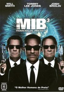 MIB - Homens de Preto 3 - Poster / Capa / Cartaz - Oficial 7