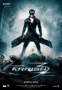 Krrish 3 - Poster / Capa / Cartaz - Oficial 2