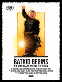 Batkid Begins:  The Wish Heard Around the World - Poster / Capa / Cartaz - Oficial 2