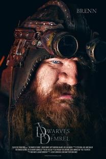 The Dwarves of Demrel - Poster / Capa / Cartaz - Oficial 1