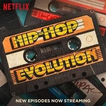 Hip-Hop Evolution (4° Temporada) - Poster / Capa / Cartaz - Oficial 1