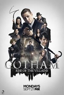 Gotham (2ª Temporada) - Poster / Capa / Cartaz - Oficial 1