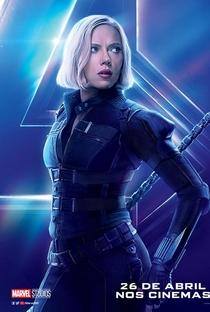 Vingadores: Guerra Infinita - Poster / Capa / Cartaz - Oficial 21