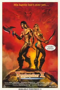 Deathstalker 2 - Duelo de Titãs - Poster / Capa / Cartaz - Oficial 1