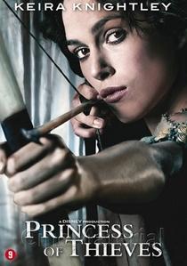 A Princesa dos Ladrões - Poster / Capa / Cartaz - Oficial 1