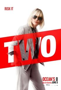Oito Mulheres e um Segredo - Poster / Capa / Cartaz - Oficial 10