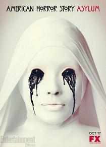 American Horror Story: Asylum (2ª Temporada) - Poster / Capa / Cartaz - Oficial 2