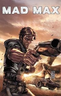 Mad Max - Motion Comic - Poster / Capa / Cartaz - Oficial 1