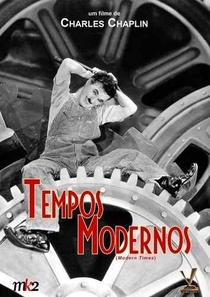 Tempos Modernos - Poster / Capa / Cartaz - Oficial 17